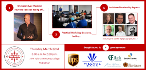 Chesterfield Chamber: Lessons in Leadership 2016 @ John Tyler Community College | Midlothian | Virginia | United States