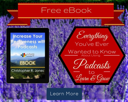 Everything you've ever wanted to know about using Podcasts to learn and grow